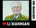Li Xiannian - Sin imagen