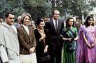 Juan Carlos I - Rajiv Gandhi
