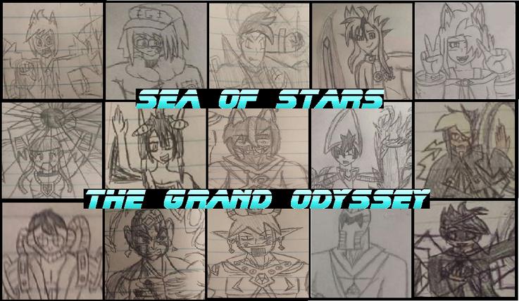 Sea of Stars Ekstrakt Background Backup
