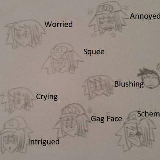 Gatcha's Emotions