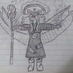 Xaya True Form Sketch