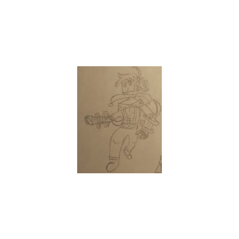 Crowe Sketch