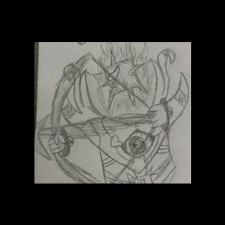 Gaztlin w/ Flame Arrow