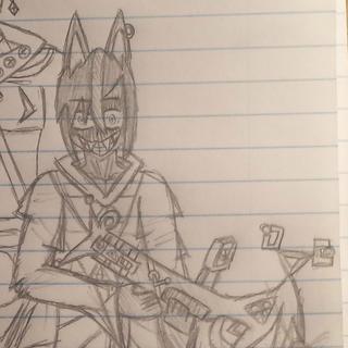 Onuyasu's weapon