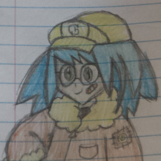 Gatcha first sketch