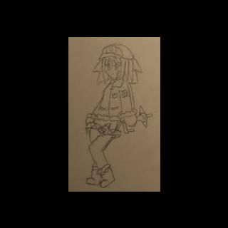 Gatcha Sketch
