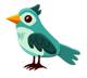 Emerald Songbird