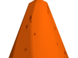 Red Pointy Hat