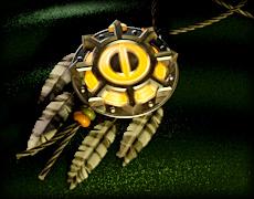 Behemoth Medallion