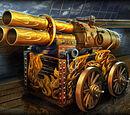 Firestorm Cannon