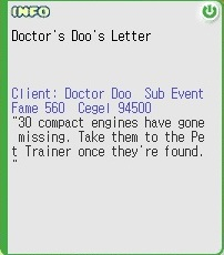 Dr doo letter