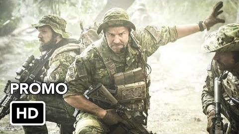 "SEAL Team 1x07 Promo ""Borderlines"" (HD) Season 1 Episode 7 Promo"