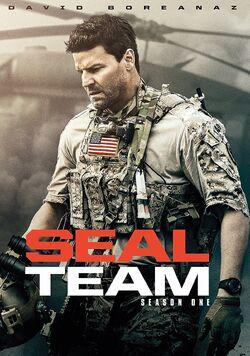 SEAL Team (S1) DVD