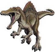 Le spinosaurus