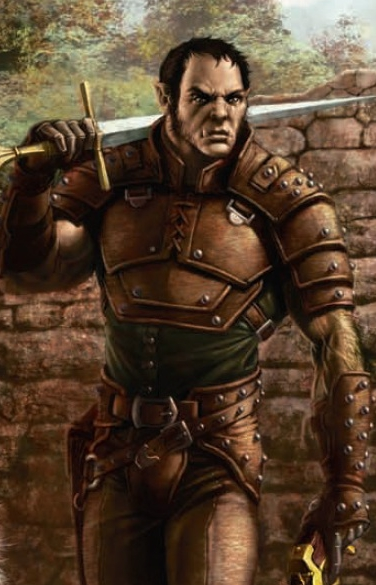 Half Orc Sea Of Dragons Wiki Fandom Powered By Wikia