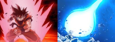 830px-Goku Kaio-ken Kamehameha