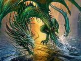 Hachū-Hachū no Mi: Model Jade Dragon