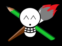 Jolly Pirates' Jolly Roger - Rukiryo Version