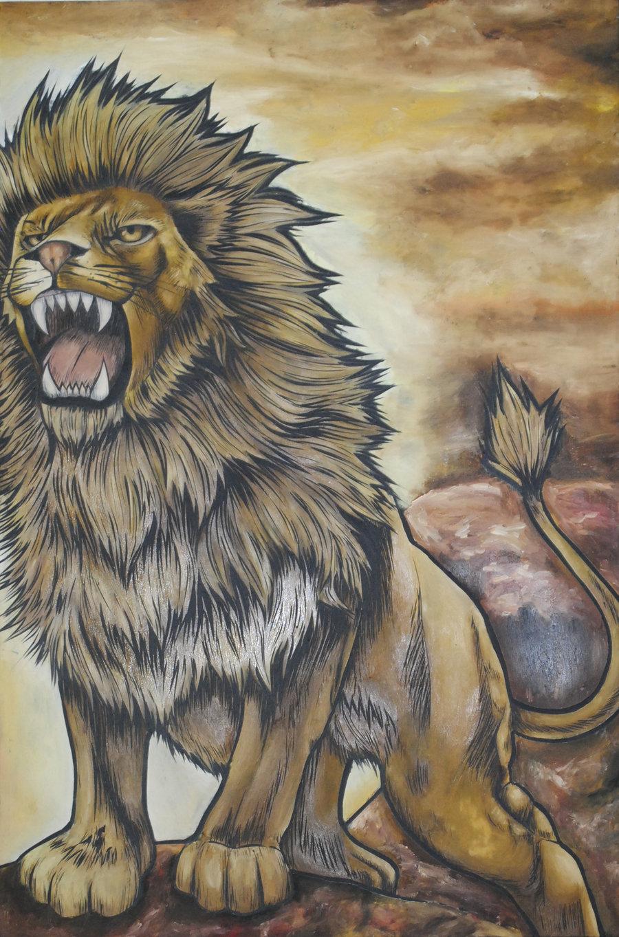 подвиги льва картинки начинающих охотников гладкоствольные