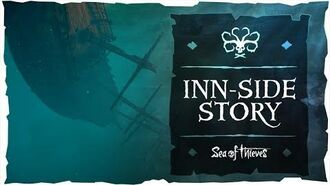 Sea of Thieves Inn-side Story -17-Naufragios