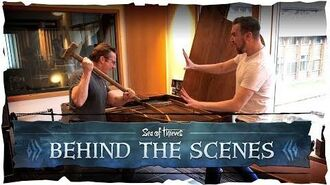 Official Sea of Thieves Behind the Scenes Studio Launch Buzz