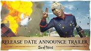 Official Sea of Thieves Release Date Announce Trailer