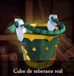 Cubo de soberano real