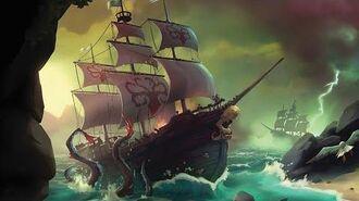 Sea of Thieves-Kraken Gameplay IGN