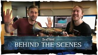 Official Sea of Thieves Behind the Scenes Revisiting Gunplay