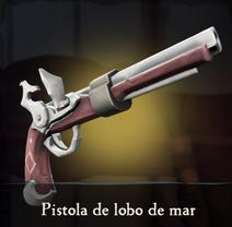 Pistola de lobo de mar