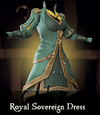 Sea of Thieves - Royal Sovereign Dress
