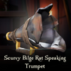 Sea of Thieves - Scurvy Bilge Rat Speaking Trumpet