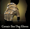 Sea of Thieves - Corsair Sea Dog Gloves
