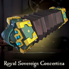 Sea of Thieves - Royal Sovereign Concertina