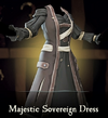 Sea of Thieves - Majestic Sovereign Dress