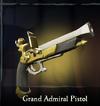 Grand Admiral Pistol