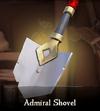 Admiral Shovel