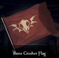 Sea of Thieves - Bone Crusher Flag