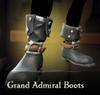Sea of Thieves - Grand Admiral Boots