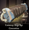 Sea of Thieves - Castaway Bilge Rat Concertina