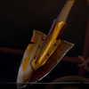 Sea of Thieves - Gold Hoarder Shovel