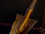 Gold Hoarder Shovel