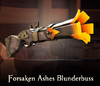 Sea of Thieves - Forsaken Ashes Blunderbuss