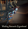 Sea of Thieves - Wailing Barnacle Figurehead