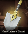 Sea of Thieves - Grand Admiral Shovel