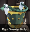 Sea of Thieves - Royal Sovereign Bucket