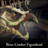 Sea of Thieves - Bone Crusher Figurehead