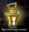 Sea of Thieves - Royal Sovereign Lantern