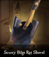 Sea of Thieves - Scurvy Bilge Rat Shovel