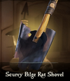 Sea of Thieves - Scurvy Bilge Rat Shovel